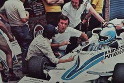 Giorgio Piola y Renzo Zorzi, Shadow Racing Team