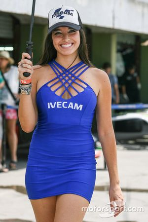 Chicas de la parrillas Argentina Ivecam