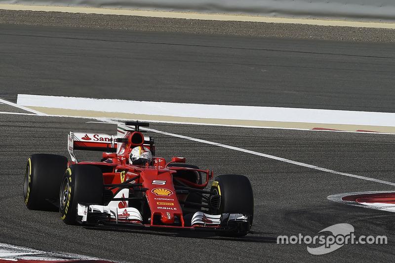 2017. Ferrari SF70H