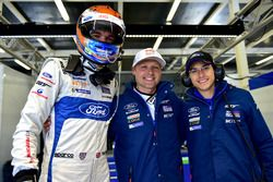 GTE-Pro-Polesitter: #67 Ford Chip Ganassi Racing, Ford GT: Andy Priaulx, Harry Tincknell, Pipo Deran