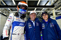Pole position GTE-Pro: #67 Ford Chip Ganassi Racing Ford GT: Andy Priaulx, Harry Tincknell, Pipo Derani