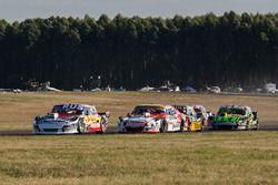 Gabriel Ponce de Leon, Ponce de Leon Competicion Ford, Sergio Alaux, Donto Racing Chevrolet, Mauro G
