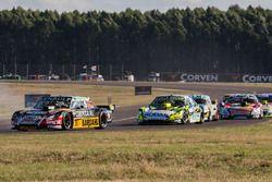Facundo Ardusso, Renault Sport Torino, Martin Ponte, UR Racing Team Dodge, Norberto Fontana, JP Carrera Chevrolet