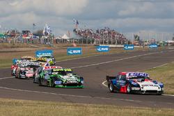 Jose Savino, Savino Sport Ford, Diego De Carlo, LRD Racing Team Chevrolet, Camilo Echevarria, Alifra