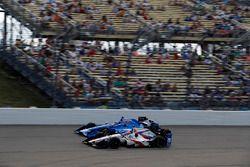 Tony Kanaan, Chip Ganassi Racing Honda Ed Jones, Dale Coyne Racing Honda