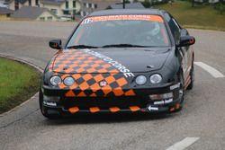 Kevin Mostberger, Honda Integra, Ecurie Basilisk