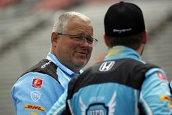 Майк Миллер, шеф-механик Марко Андретти, Andretti Autosport Honda