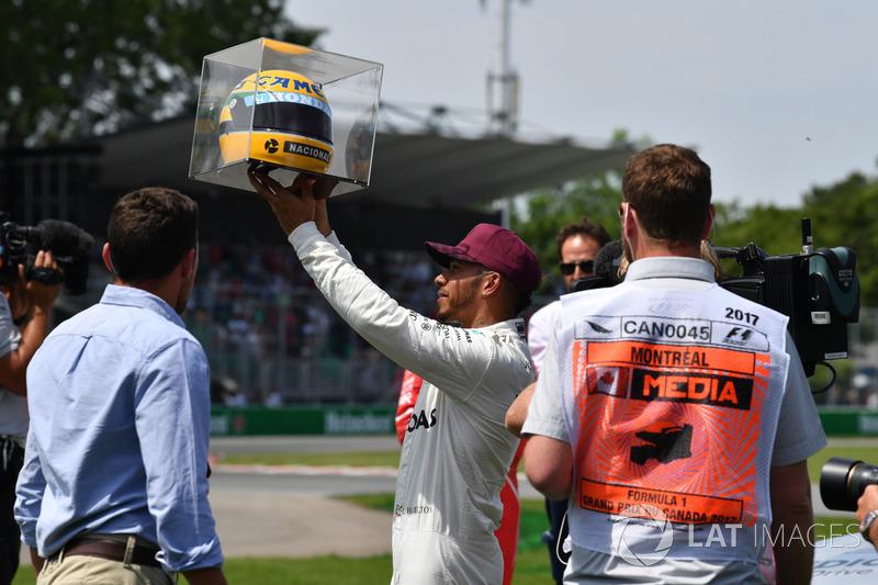 Record(je) lonkt voor Lewis Hamilton