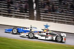 Scott Dixon, Chip Ganassi Racing Honda, Will Power, Team Penske Team Penske Chevrolet
