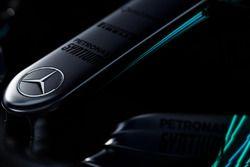 Mercedes AMG F1 W08 Hybrid: Nase