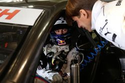 Marco Wittmann, BMW M4 DTM y Augusto Farfus