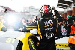 Ganador de la carrera Jack Goff, Eurotech Racing Honda Civic