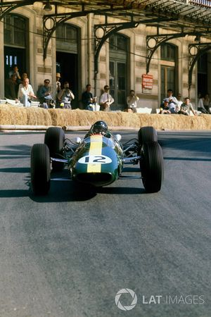 Jim Clark, Lotus 25-Climax