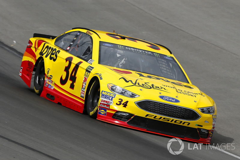 27. Michael McDowell, No. 34 Front Row Motorsports Ford Fusion