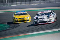 Kenko Miura, Alex Caffi Motorsport Toyota and Matthias Hauer, CAAL Racing Chevrolet