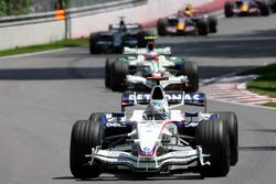 Nick Heidfeld, BMW Sauber F1.08