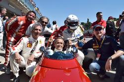 Jacky Ickx, Ferrari 312 B, René Arnoux, Riccardo Patrese