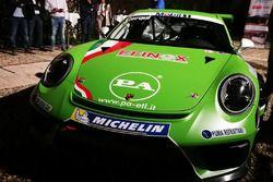 La Porsche 911 GT3 di Alberto Cerqui, Dinamic Motorsport