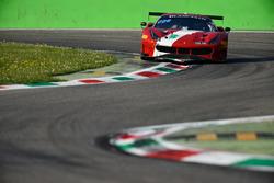 #961 961 Corse Ferrari 488 GT3: Alex Demerdjian, Lorenzo Bontempelli, Giancarlo Fisichella