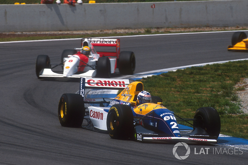 1993 Alain Prost, Williams