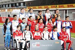 De GP3-klas van 2018