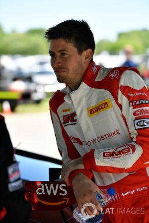 #04 GMG Racing Audi R8 LMS GT4: Colin Braun