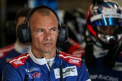 #17 SMP Racing BR Engineering BR1: Stéphane Sarrazin