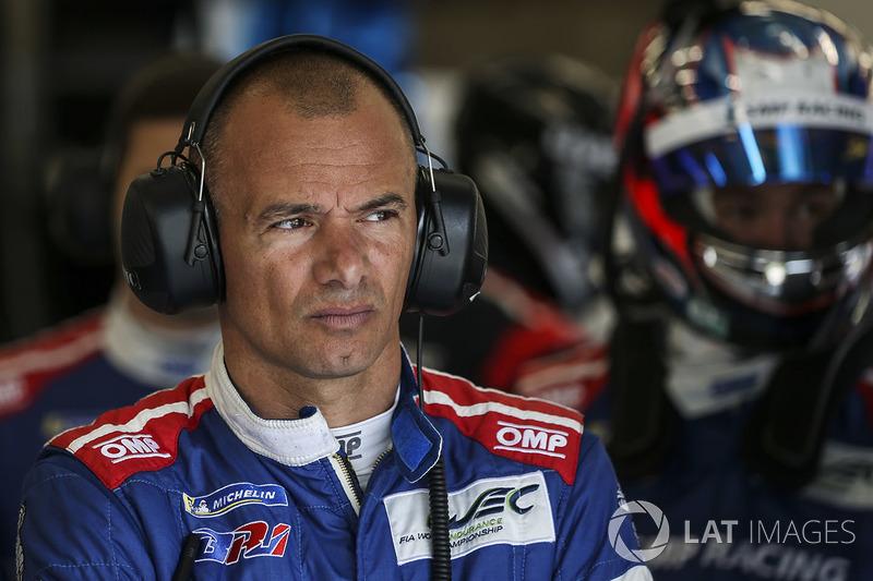 #17 SMP Racing BR Engineering BR1: Stéphane Sarrazin