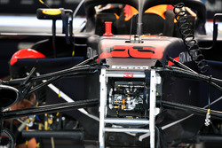 Suspensión delantera del Red Bull Racing RB14