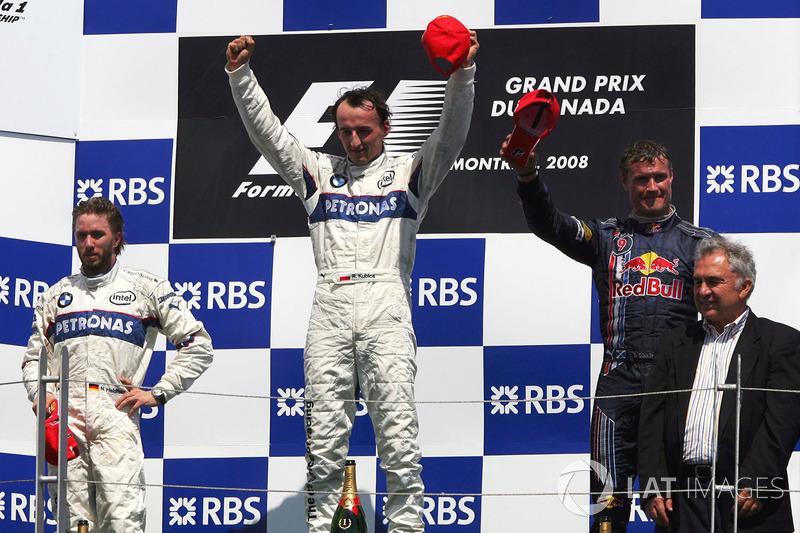 Robert Kubica: GP do Canadá de 2008