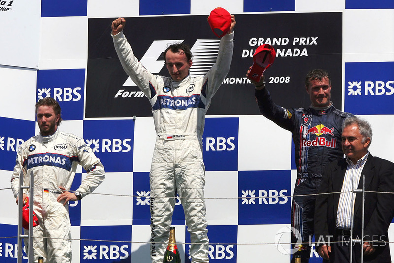 Robert Kubica - 1 vitória
