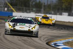 Купер Макнил, Алессандро Бальцан, Гуннар Джиннетт, Scuderia Corsa, Ferrari 488 GT3 (№63)