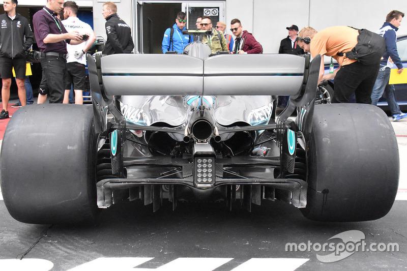 F1-es technikai galéria - Osztrák Nagydíj - csütörtök