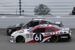 Kaz Grala, Fury Race Cars LLC, Ford Mustang NETTTS and Jeremy Clements, Jeremy Clements Racing, Chev
