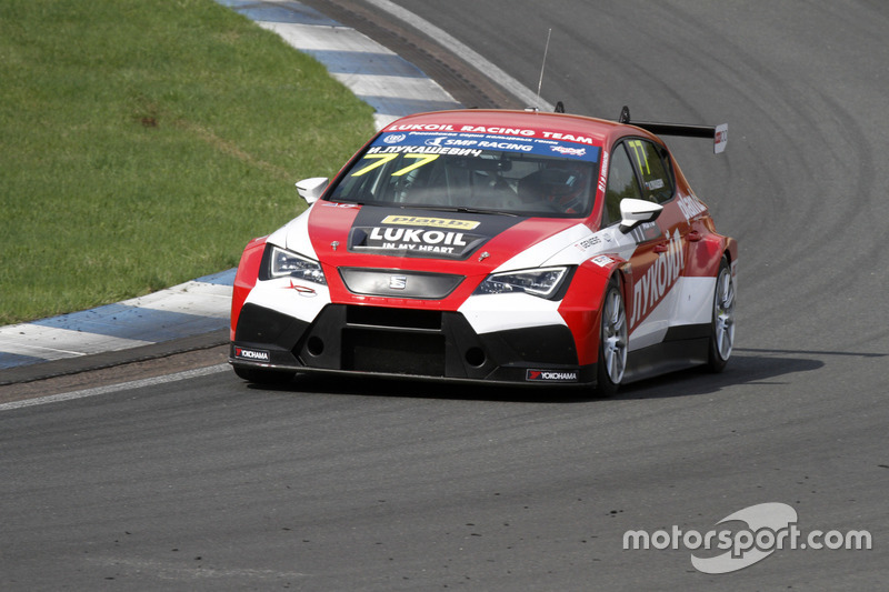 Ivan Lukashevich, Lukoil Racing, SEAT Leon TCR DSG