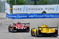 #31 Action Express Racing Cadillac DPi, P: Eric Curran, Felipe Nasr, #85 JDC/Miller Motorsports ORECA 07, P: Simon Trummer, Robert Alon