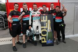 Pole position for Jean-Karl Vernay, Leopard Lukoil Team Audi RS3 LMS TCR