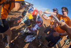 Jeffrey Herlings, Red Bull KTM Factory Racing, wint in Charlotte en pakt de WK-titel (2016)