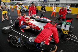 Гуанью Чжоу, PREMA Theodore Racing, Dallara F317 Mercedes-Benz