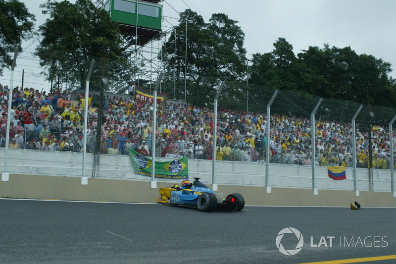 Accidente de Fernando Alonso, Renault Renault F1 Team R23