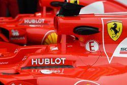 Ferrari SF70H caja de aire