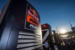 Camión de Red Bull KTM Ajo