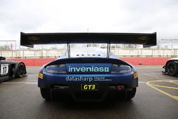 Mark Farmer TF Spoort Aston Martin V12 Vantage GT3