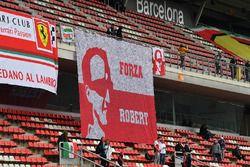 Des fans de Robert Kubica, Williams
