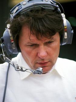 John Barnard, diseñador de Ferrari