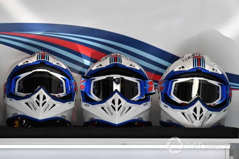 Helm mekanik Williams