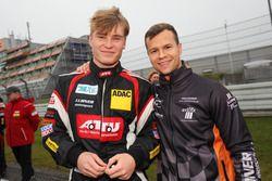 Patric Niederhauser, Rudolf Rhyn, Lubner Motorsport, Opel Astra OPC Cup