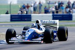 David Coulthard, Williams FW16