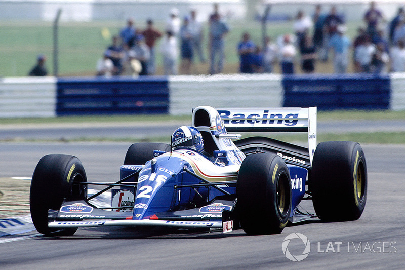 1994 - Williams FW 16 Renault