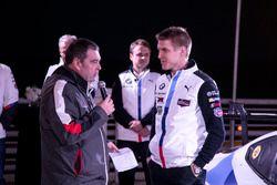 #24 BMW Team RLL BMW M6 GTLM: Jesse Krohn